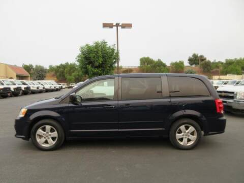 2013 Dodge Grand Caravan for sale at Norco Truck Center in Norco CA