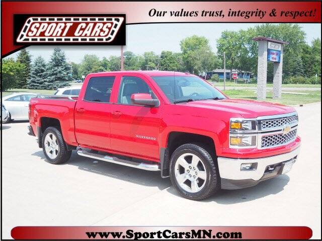 2014 Chevrolet Silverado 1500 for sale at SPORT CARS in Norwood MN