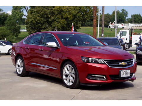 2015 Chevrolet Impala for sale at Sand Springs Auto Source in Sand Springs OK