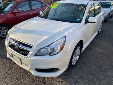 2013 Subaru Legacy for sale at Middle Village Motors in Middle Village NY