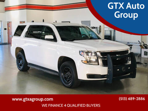 2016 Chevrolet Tahoe for sale at GTX Auto Group in West Chester OH