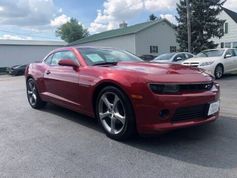 2014 Chevrolet Camaro for sale at Tip Top Auto North in Tipp City OH