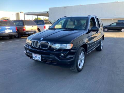 2003 BMW X5 for sale at PRICE TIME AUTO SALES in Sacramento CA