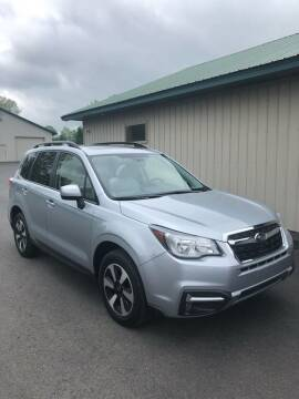 2018 Subaru Forester for sale at Jerry Smith & Sons Car Care Center Inc in Westmoreland NY