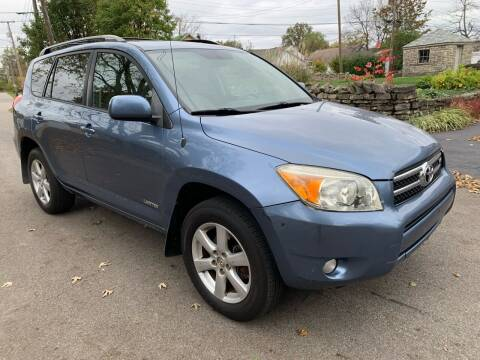 2006 Toyota RAV4 for sale at Via Roma Auto Sales in Columbus OH