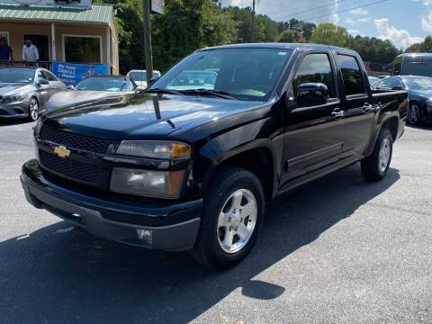 2010 Chevrolet Colorado for sale at Luxury Auto Innovations in Flowery Branch GA