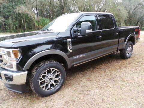 2021 Ford F-350 Super Duty for sale at TIMBERLAND FORD in Perry FL