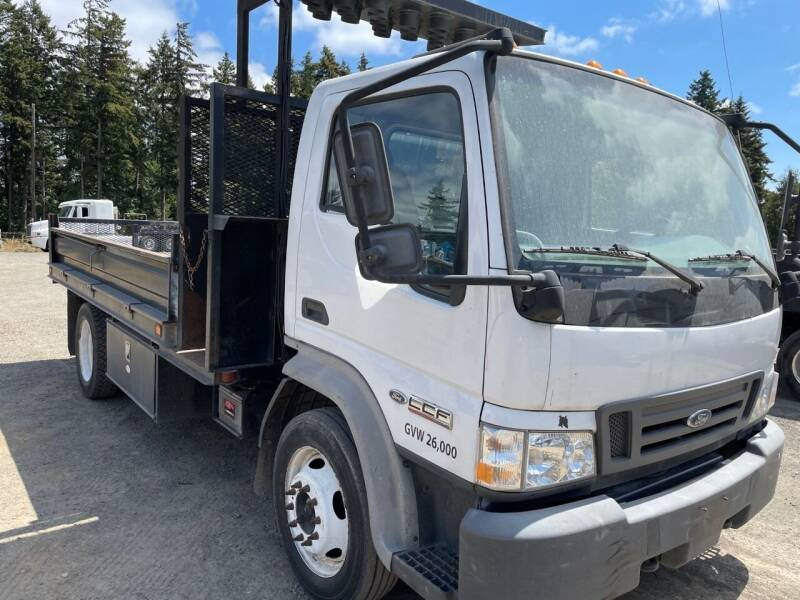 2008 Ford LCF for sale at DirtWorx Equipment - Trucks in Woodland WA