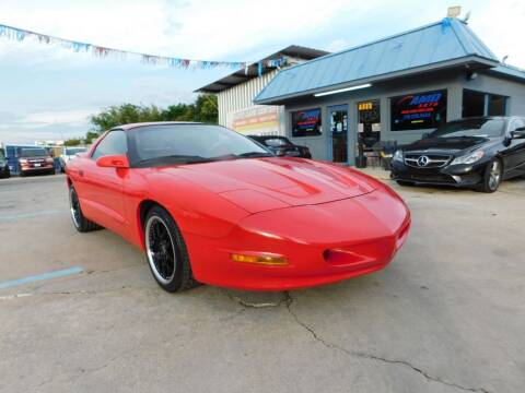 1995 Pontiac Firebird for sale at AMD AUTO in San Antonio TX