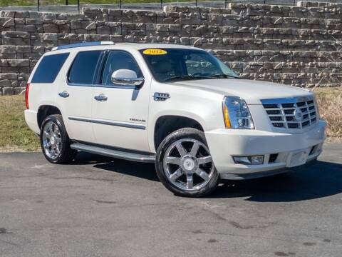 2012 Cadillac Escalade for sale at Car Hunters LLC in Mount Juliet TN