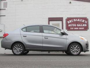 2018 Mitsubishi Mirage G4 for sale at Brubakers Auto Sales in Myerstown PA
