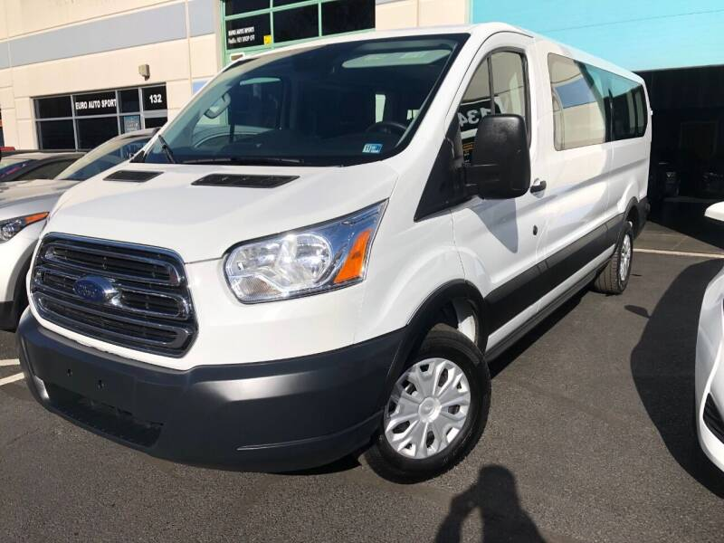 2019 Ford Transit Passenger for sale at Best Auto Group in Chantilly VA