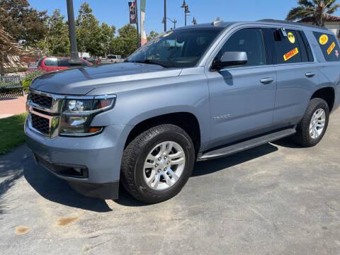 2016 Chevrolet Tahoe for sale at Soledad Auto Sales in Soledad CA