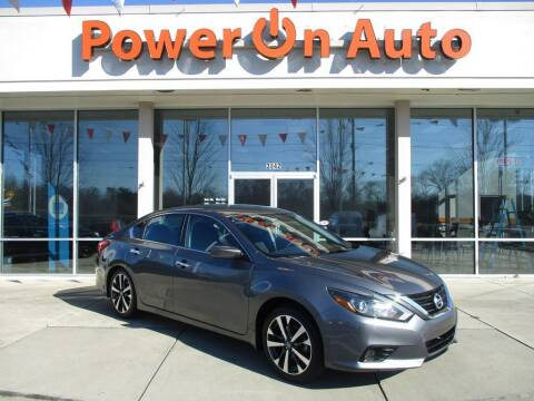 2016 Nissan Altima for sale at Power On Auto LLC in Monroe NC