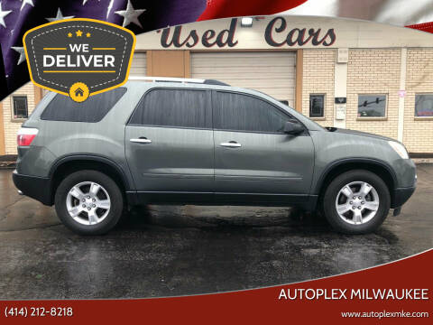 2011 GMC Acadia for sale at Autoplex 3 in Milwaukee WI