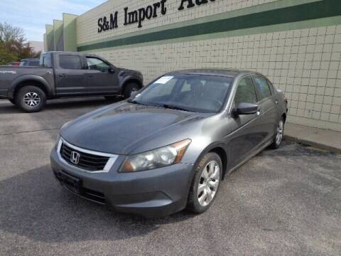 2008 Honda Accord for sale at S & M IMPORT AUTO in Omaha NE