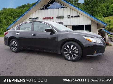 2018 Nissan Altima for sale at Stephens Auto Center of Beckley in Beckley WV