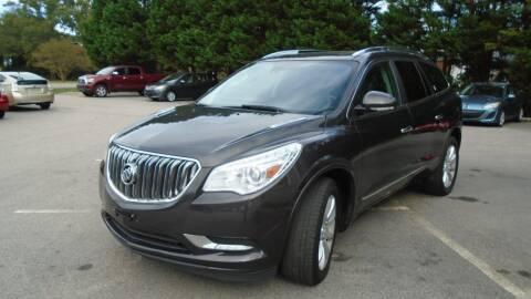 2014 Buick Enclave for sale at SAR Enterprises in Raleigh NC