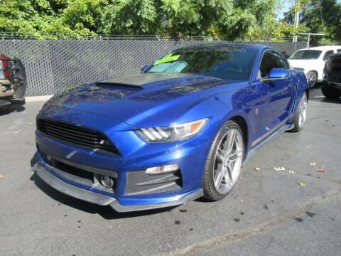 2015 Ford Mustang for sale at LULAY'S CAR CONNECTION in Salem OR