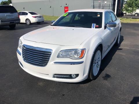 2012 Chrysler 300 for sale at Santa Motors Inc in Rochester NY