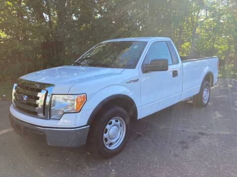2012 Ford F-150 for sale at ENFIELD STREET AUTO SALES in Enfield CT