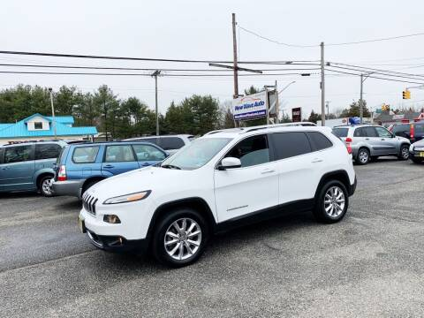 2014 Jeep Cherokee for sale at New Wave Auto of Vineland in Vineland NJ
