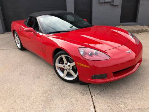 2005 Chevrolet Corvette for sale at Adrenaline Motorsports Inc. in Saginaw MI