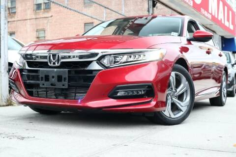 2018 Honda Accord for sale at HILLSIDE AUTO MALL INC in Jamaica NY