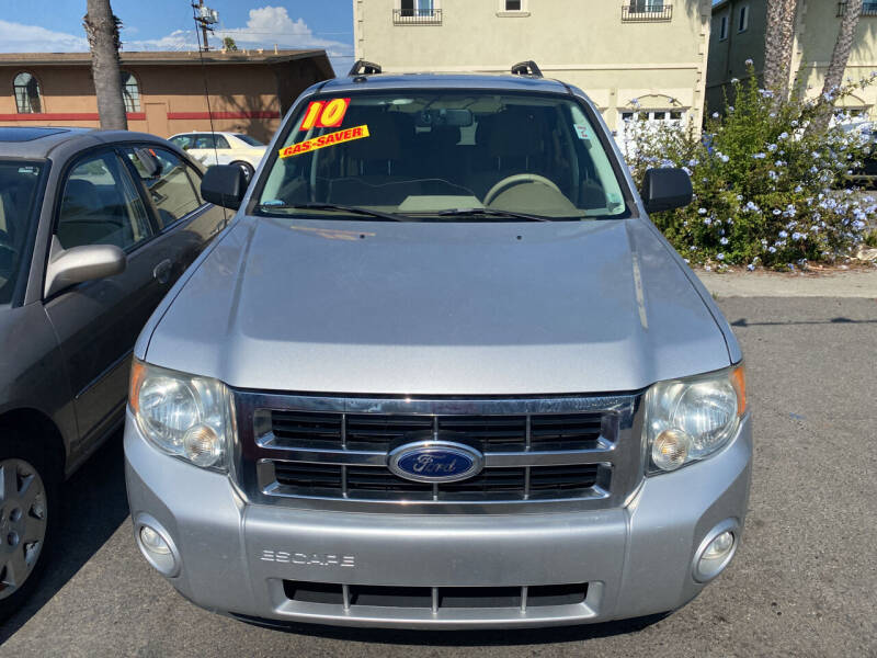 2010 Ford Escape for sale at North County Auto in Oceanside CA