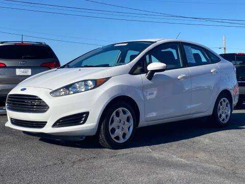 2015 Ford Fiesta for sale at Clear Choice Auto Sales in Mechanicsburg PA
