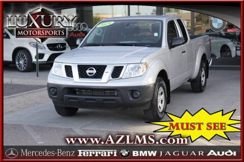 2019 Nissan Frontier for sale at Luxury Motorsports in Phoenix AZ