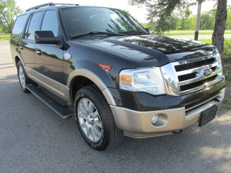 2012 Ford Expedition for sale at Buy-Rite Auto Sales in Shakopee MN