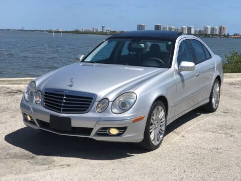 2008 Mercedes-Benz E-Class for sale at Orlando Auto Sale in Port Orange FL