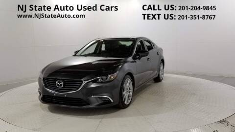 2017 Mazda MAZDA6 for sale at NJ State Auto Auction in Jersey City NJ