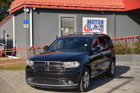 2014 Dodge Durango for sale at Motor Car Concepts II - Kirkman Location in Orlando FL