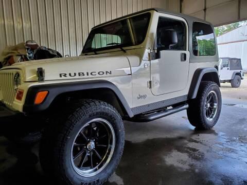 2005 Jeep Wrangler for sale at Grace Motors in Evansville IN