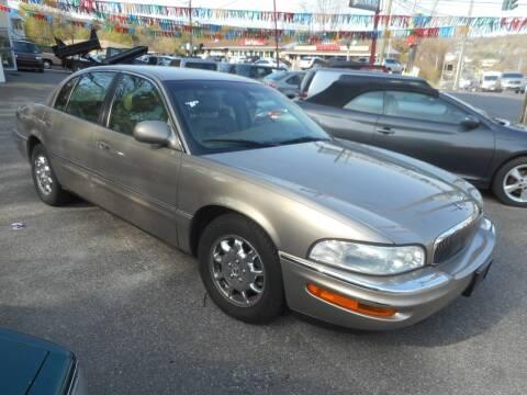 2001 Buick Park Avenue for sale at Ricciardi Auto Sales in Waterbury CT