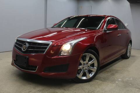 2013 Cadillac ATS for sale at Flash Auto Sales in Garland TX