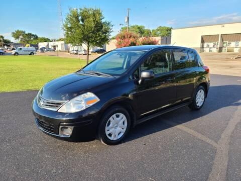2012 Nissan Versa for sale at Image Auto Sales in Dallas TX