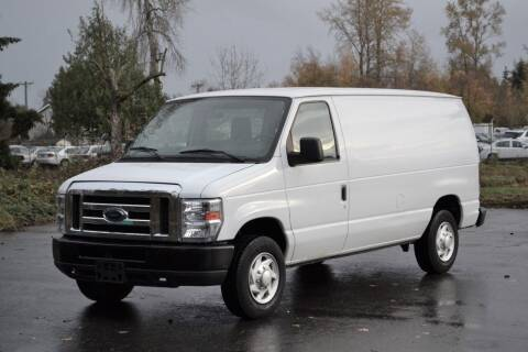 2012 Ford E-Series Cargo for sale at Skyline Motors Auto Sales in Tacoma WA