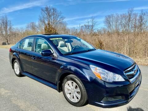 2012 Subaru Legacy for sale at Used Cars of Fairfax LLC in Woodbridge VA