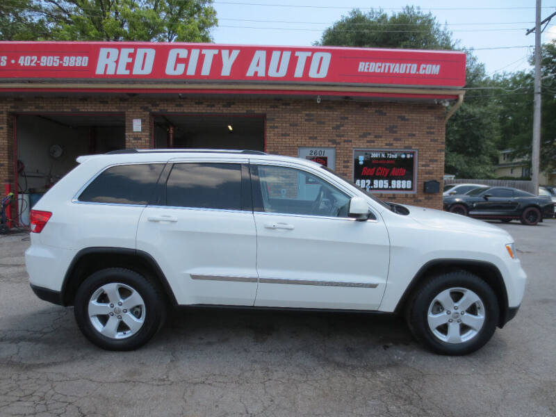 2012 Jeep Grand Cherokee for sale at Red City  Auto in Omaha NE