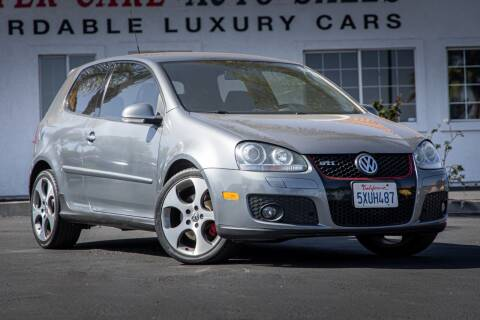 2007 Volkswagen GTI for sale at Mastercare Auto Sales in San Marcos CA