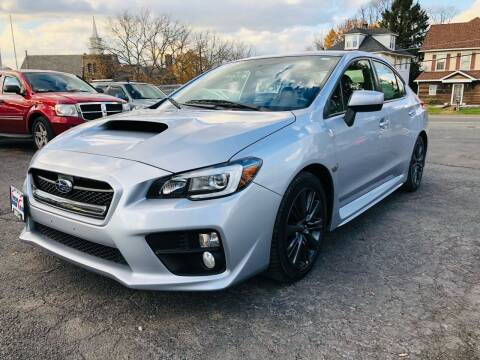 2015 Subaru WRX for sale at 1NCE DRIVEN in Easton PA
