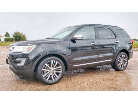 2017 Ford Explorer for sale at Courtesy Value Pre-Owned I-49 in Lafayette LA