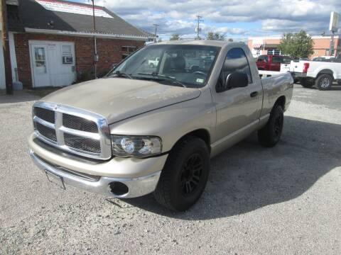2005 Dodge Ram Pickup 1500 for sale at Wally's Wholesale in Manakin Sabot VA