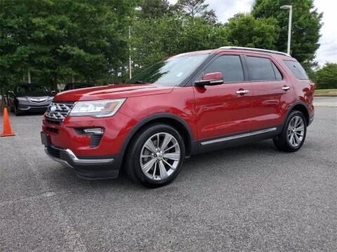 2018 Ford Explorer for sale at Southern Auto Solutions - Acura Carland in Marietta GA