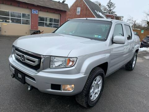 2011 Honda Ridgeline for sale at Sam's Auto in Akron PA