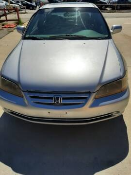 2001 Honda Accord for sale at Affordable Dream Cars in Lake City GA