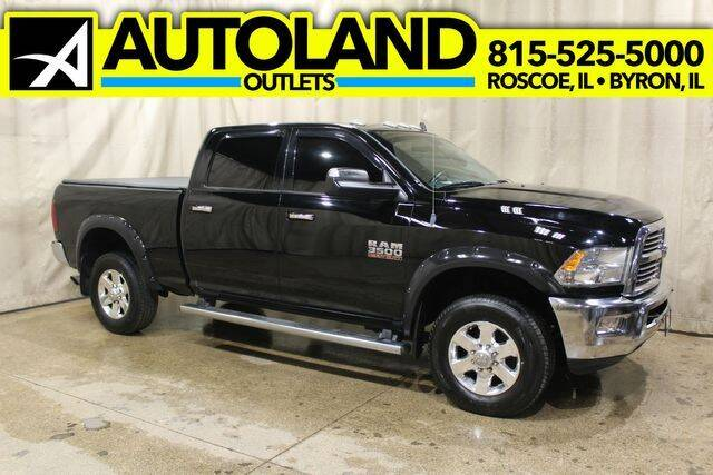 2014 RAM Ram Pickup 3500 for sale at AutoLand Outlets Inc in Roscoe IL